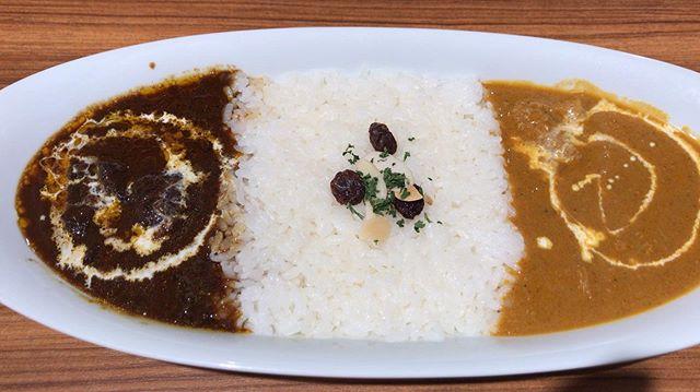 Curry Up バターチキンカレー&ビーフカレー
