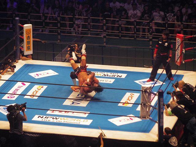 2019-08-11 NJPW 新日本プロレス G1 CLIMAX 29 #g1climax